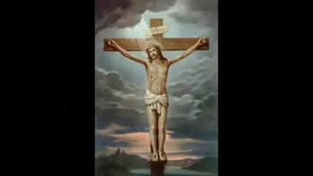 Why is Christ still on the Catholic Cross ?