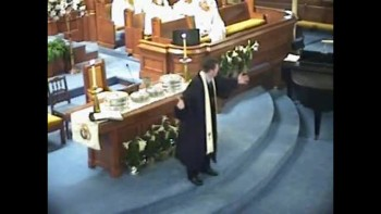 Sermon May 1st, 2011