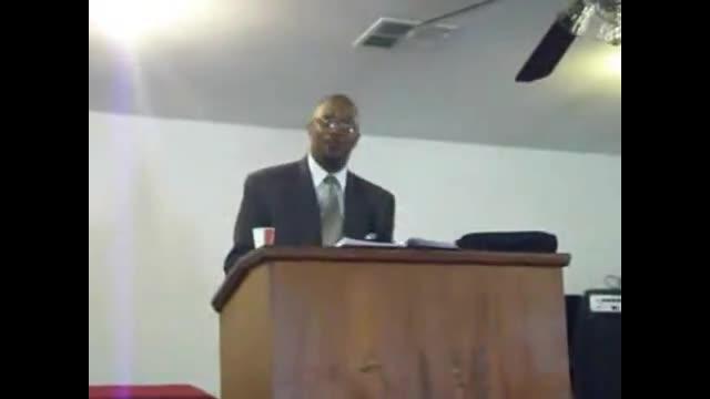 Pastor A. Payton Sr. (Incredible Anointed Sermon)