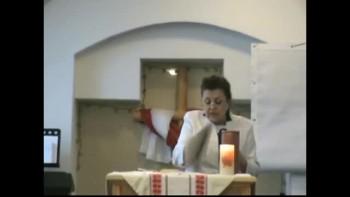 08/05/2011 Часть 2/2 Воскресная проповедь. Миссионер Наталья Склала