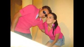 Jorge y Adriana.. Nuestro Primer Aniversario!! =)