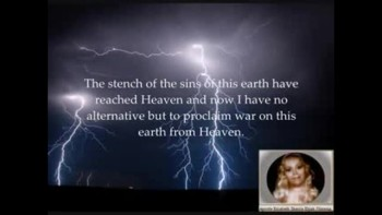 AMIGHTYWIND Prophecy 74 - DECREED WAR ON EARTH FROM HEAVEN! pt 5