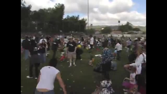Living Way Church / Poway Easter Egg Hunt 2011