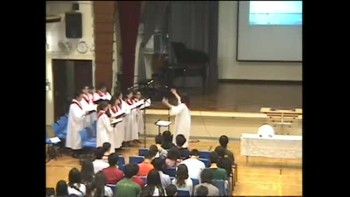 Kei To Mongkok Church Sunday Service 2011.04.24 part 1