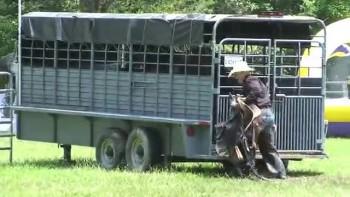 Extreme Horsemanship Challenge