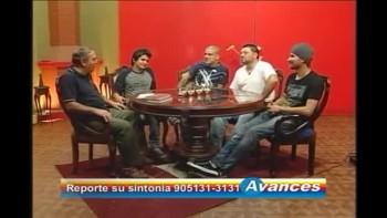 Justifik2 2da. Parte de Entrevista, Programa Avances, 04/05/11