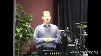 Marc Sageau - L'accomplissement des prophètes