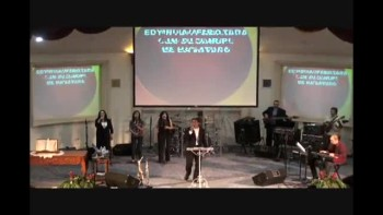 Trinity Church Spanish Worship 4-17-11 Part-3