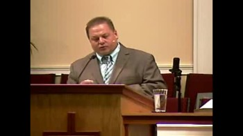 Galatians 3:10-12 - Sun PM Preaching - 4-24-2011 - Community Bible Baptist Church 1of2
