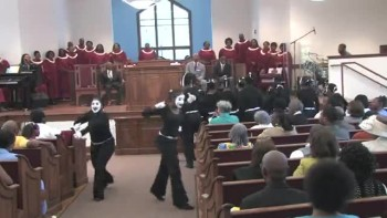 Cry Your Last Tear - CGBC Silent Expressions Mime Ministry