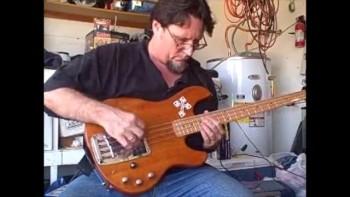 Random Original Bass Line #1