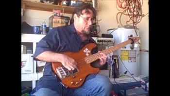 Instrumental Bass Original-'Yellow'