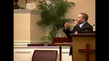 """Heroes of the Faith - Joseph"" - Wed PM Prayer Meeting 4-27-2011 - Community Bible Baptist Church, St. Petersburg, FL 1of2"
