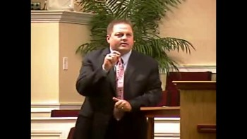 """Heroes of the Faith - Joseph"" - Wed PM Prayer Meeting 4-27-2011 - Community Bible Baptist Church, St. Petersburg, FL 2of2"