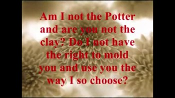 """AMIGHTYWIND Prophecy 43 Part 1- """"I AM"""" God The Potter, You Are MY Clay! (1 of 2)"""