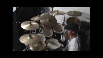 "Kutless "" Sea of Faces"" drum cover"