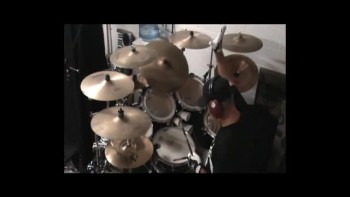 "Kari Jobe ""Revelation Song"" drum cover"