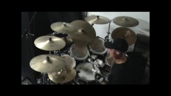 """Barlow Girl """"Never Alone"""" drum cover"""