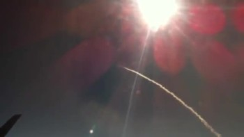 Lucky Passenger Witnesses Endeavor's Final Launch From An Airplane Window