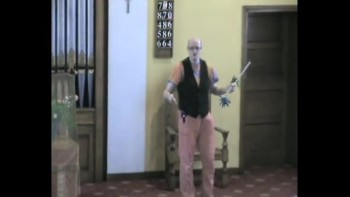 Easter Story told using Juggling Props (Diabolo and Devilstick)