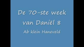 De zeventigste week van Daniël in het O.T. 8