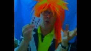 Dr ZZap's card trick