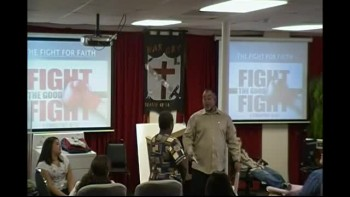 Anchor Church Tampa Fight the Good Fight