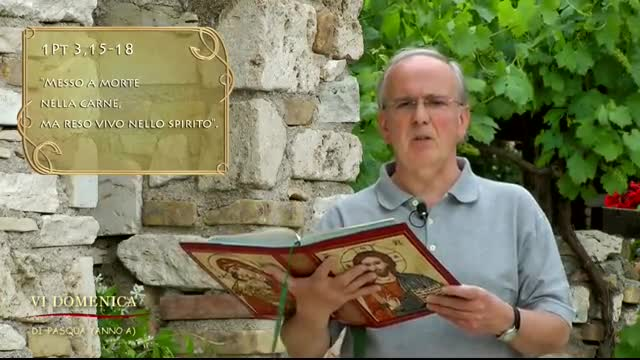 Commento al Vangelo del 29 Maggio 2011 a cura di don Domenico Luciani