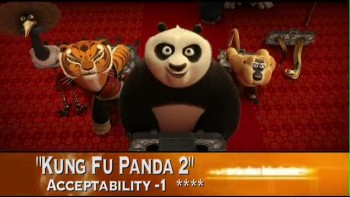 KUNG FU PANDA 2 review