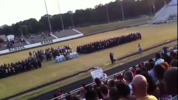 Student Prays at HS Graduation and gets mocked