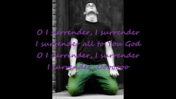 I Surrender Kim Walker