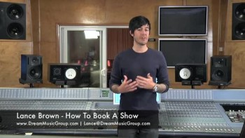 How to Book a Show - Dream Records