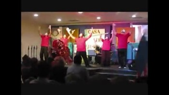 "B TO B MINISTRIES & PROPHETIC MIMES ""CITY OF FIRE""(MIME DANCE)"