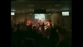B TO B MINISTRIES ELOHIM  PROPHETIC MIMES (MIME DANCE)