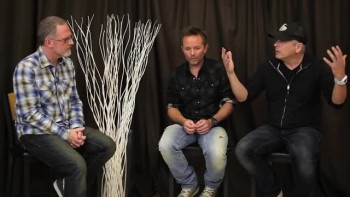 Chris Tomlin & Louie Giglio - Story Behind The Song