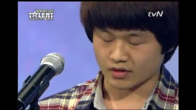 Homeless Boy Wows Judges on Korea's Got Talent