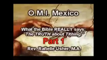 Rev. Raf's: The ABSOLUTE TRUTH about TITHING! What the Bible REALLY says.