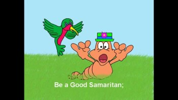 Be a Good Samaritan