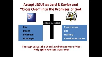 Cross Over into the Promises of God - Part 2