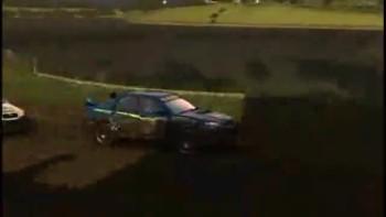 Sega Rally Online Arcade T1