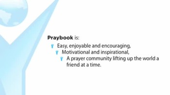 Praybook Coming Soon