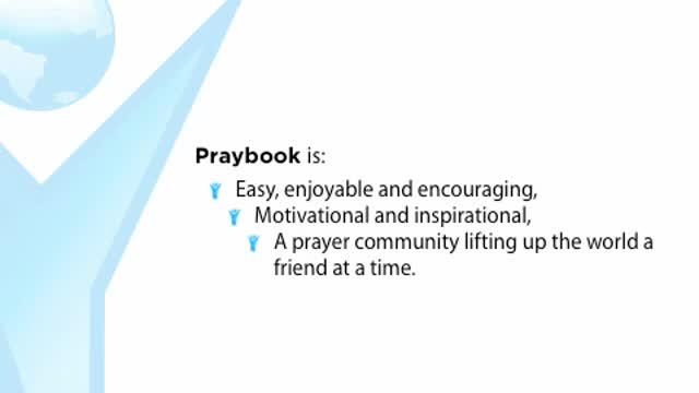 Praybook Coming Soon