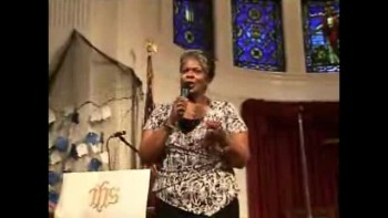 "PATRICIA ANDREWS ""THE QUEEN OF GOSPEL COMEDY"""