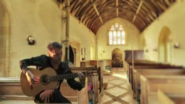 Jerusalem (Parry) for classical guitar
