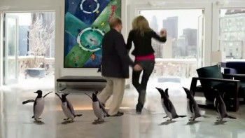 Dancing with Mr. Popper's Penguins