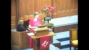 Sermon June 12, 2011