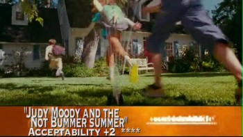JUDY MOODY AND THE NOT BUMMER SUMMER review