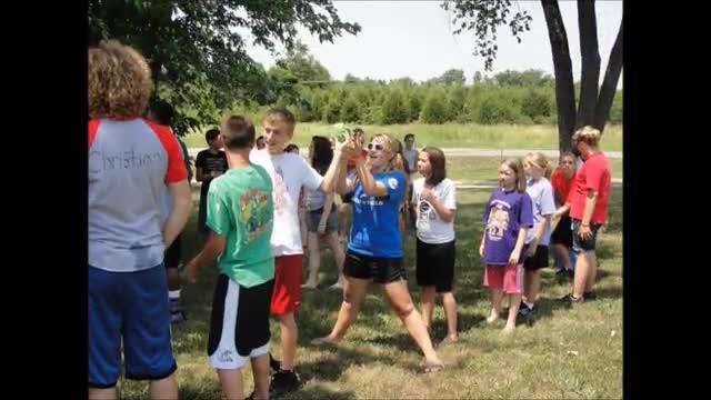 2011 Jr High Camp Weir Baptist Camp slideshow part 1