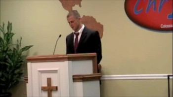 Pastor Benjamin Kirkman Psalm 85