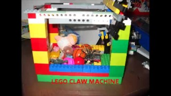 LEGO CLAW MACHINE 2